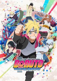 Boruto: Naruto Next Generations โบรูโตะ ตอนที่ 1-182 ซับไทย