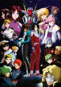 Mobile Suit Gundam SEED ตอนที่ 1-50 [จบ] พากย์ไทย