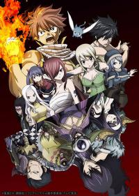 Fairy Tail แฟรี่เทล ศึกจอมเวทอภินิหาร ตอนที่ 1-277 [พากย์ไทย-ซับไทย]-OVA-The Movie