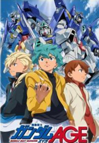 Mobile Suit Gundam Age โมบิวสูท กันดั้ม เอจ ตอนที่ 1-49 [จบ] พากย์ไทย